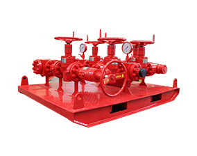 Jereh supplies high quality wellhead products, such as